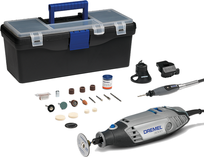 Dremel Silver Kit 3000